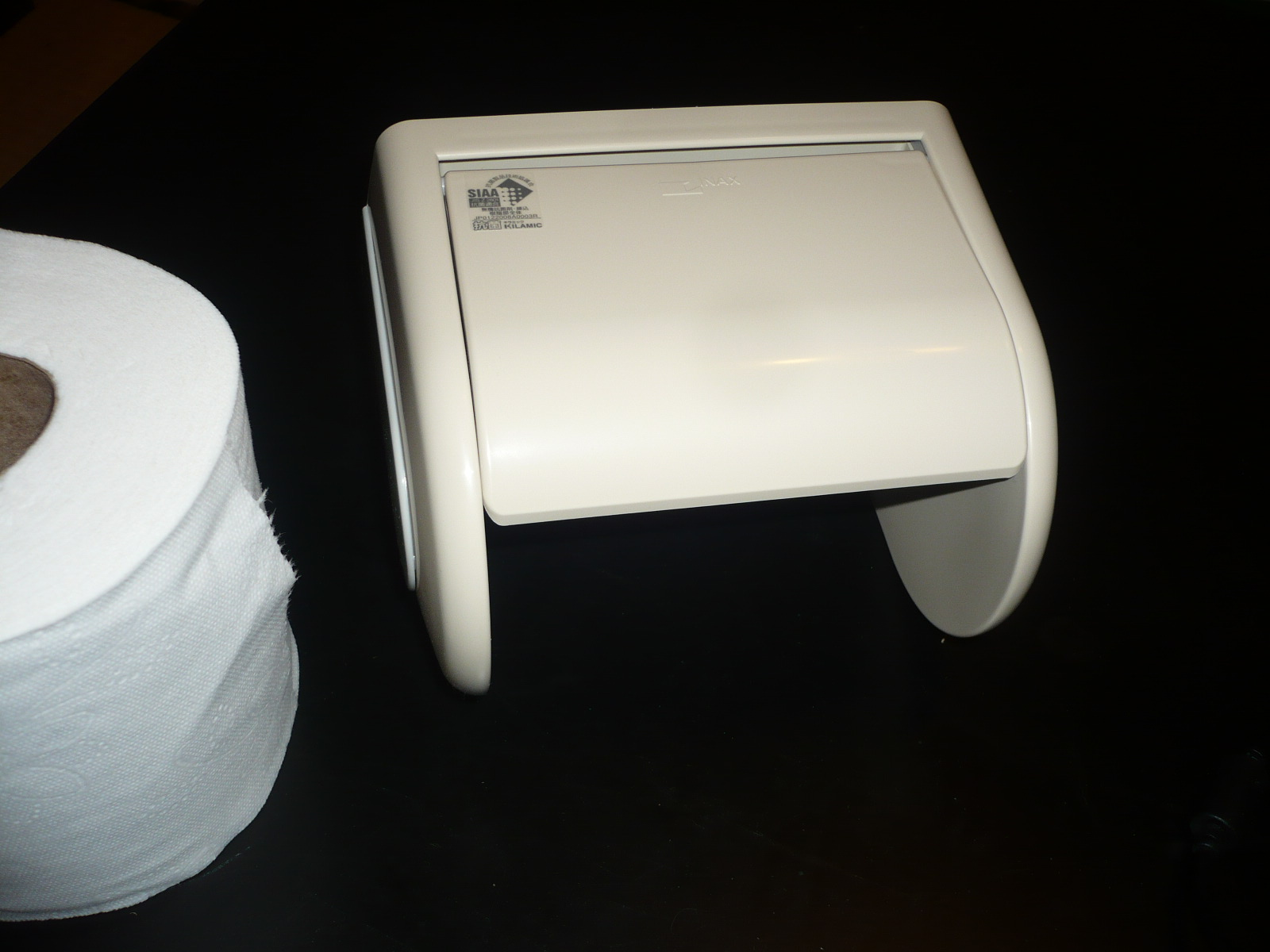 japanese toilet paper holder.  toilet paper holder She Purplume s blog
