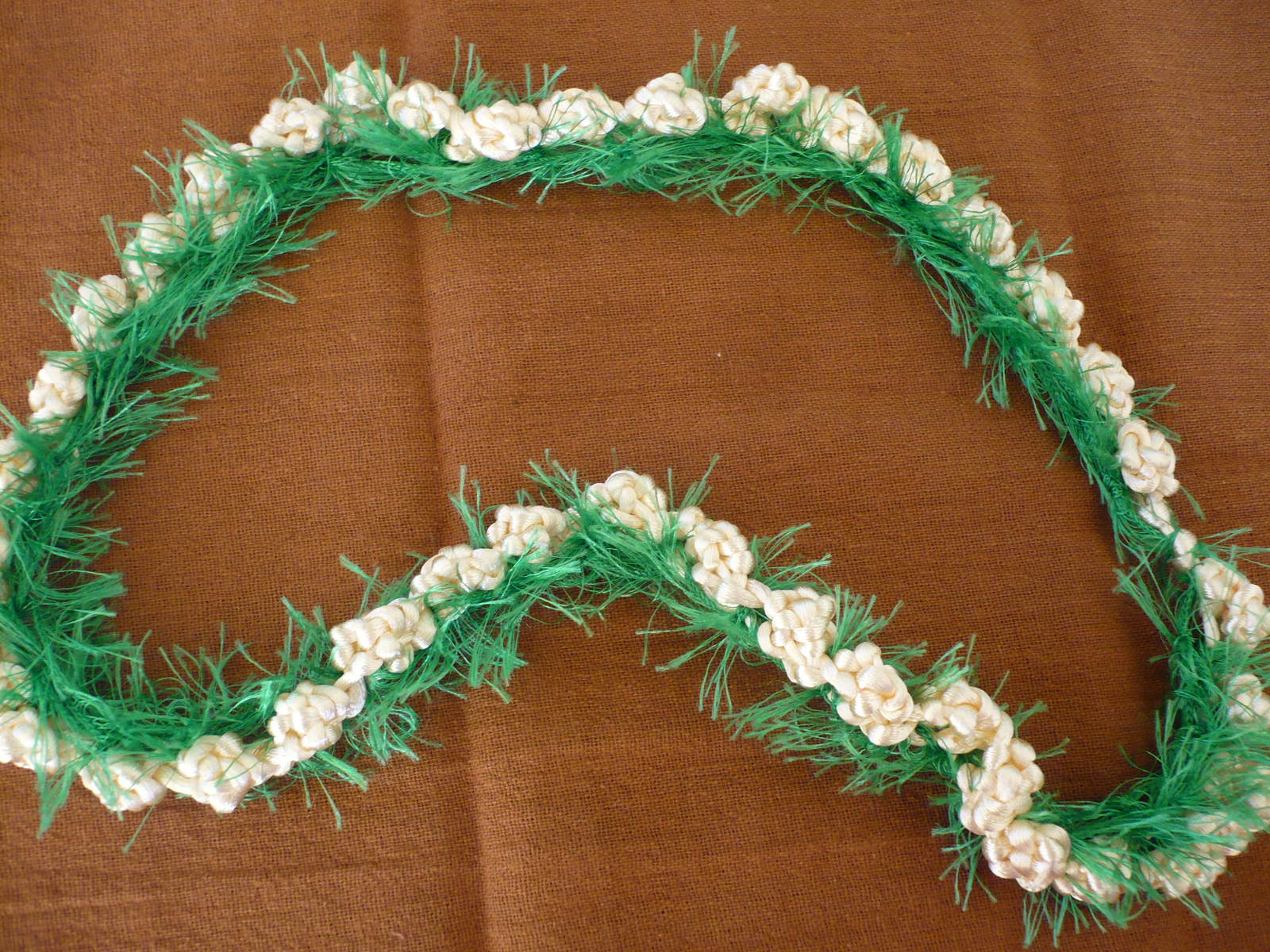 How to make a rattail pikake lei purplumes blog you can make izmirmasajfo